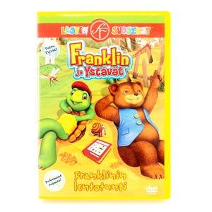 Franklin ja Ystävät - Franklinin lentotunti DVD