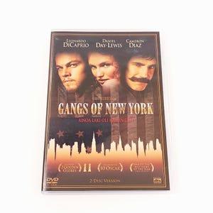 Gangs Of New York 2-disc version DVD