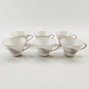 Kahvikuppi 6 kpl Arabia Iris II