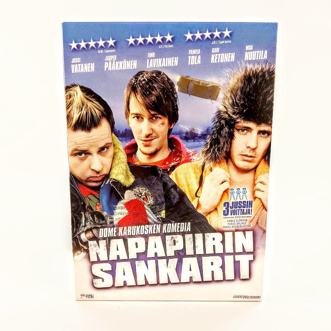 Napapiirin sankarit DVD