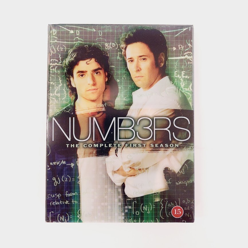 Numb3rs The complete first season DVD